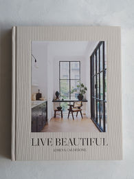 Live beautiful - Athena Calderone